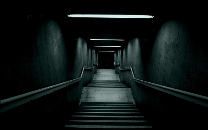 creepy architecture scary stairways darkness 1920x1200 wallpaper_www.wallpaperto.com_16