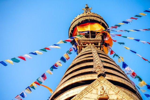 Writing in nepal