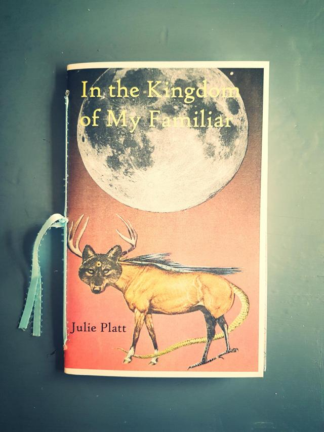 What is a poetry pamphlet In the Kingdom of my Familiar Julie Pratt Hyacinth Girl Press