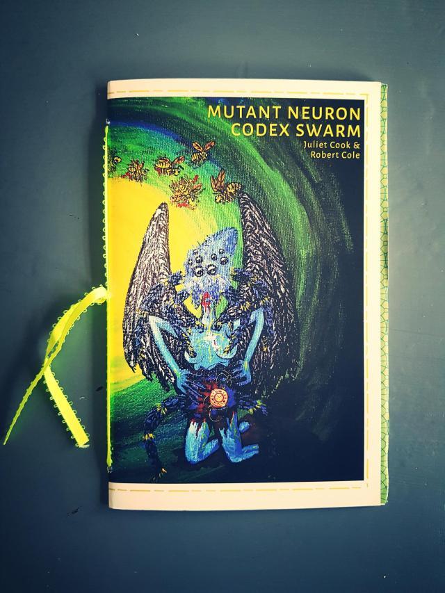 Mutant Neuron Codex Swarm Hyacinth Girl Press