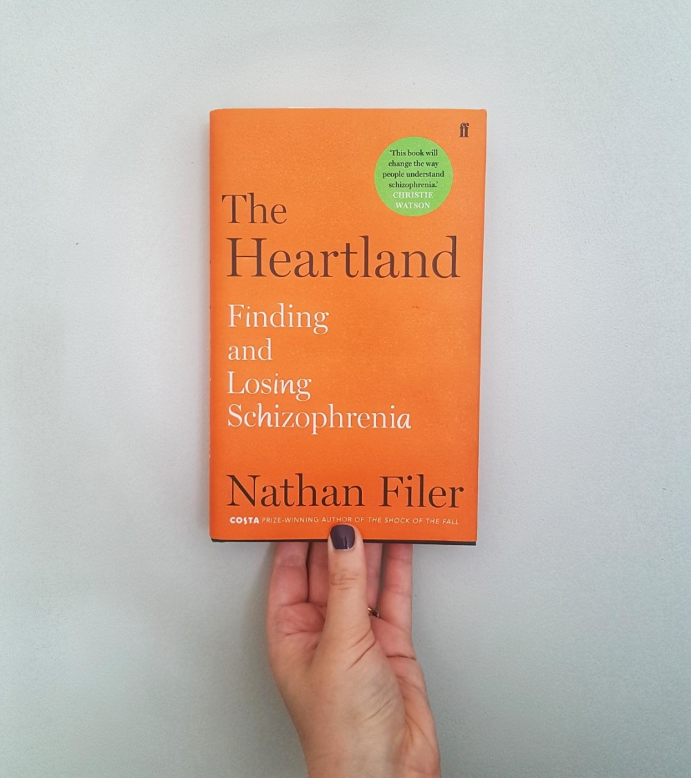 The Heartland - Finding and Losing Schizophrenia, by Nathan Filer book review