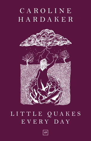 Little Quakes Every Day by Caroline Hardaker