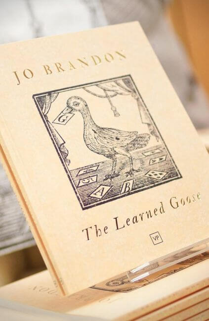 The Learned Goose by Jo Brandon Poet and Editor